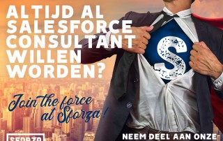 Join the force at Sforza